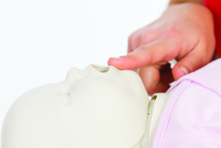 Paediatric First Aid Certified Training