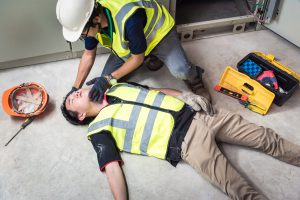 First Aid at Work on Construction Sites