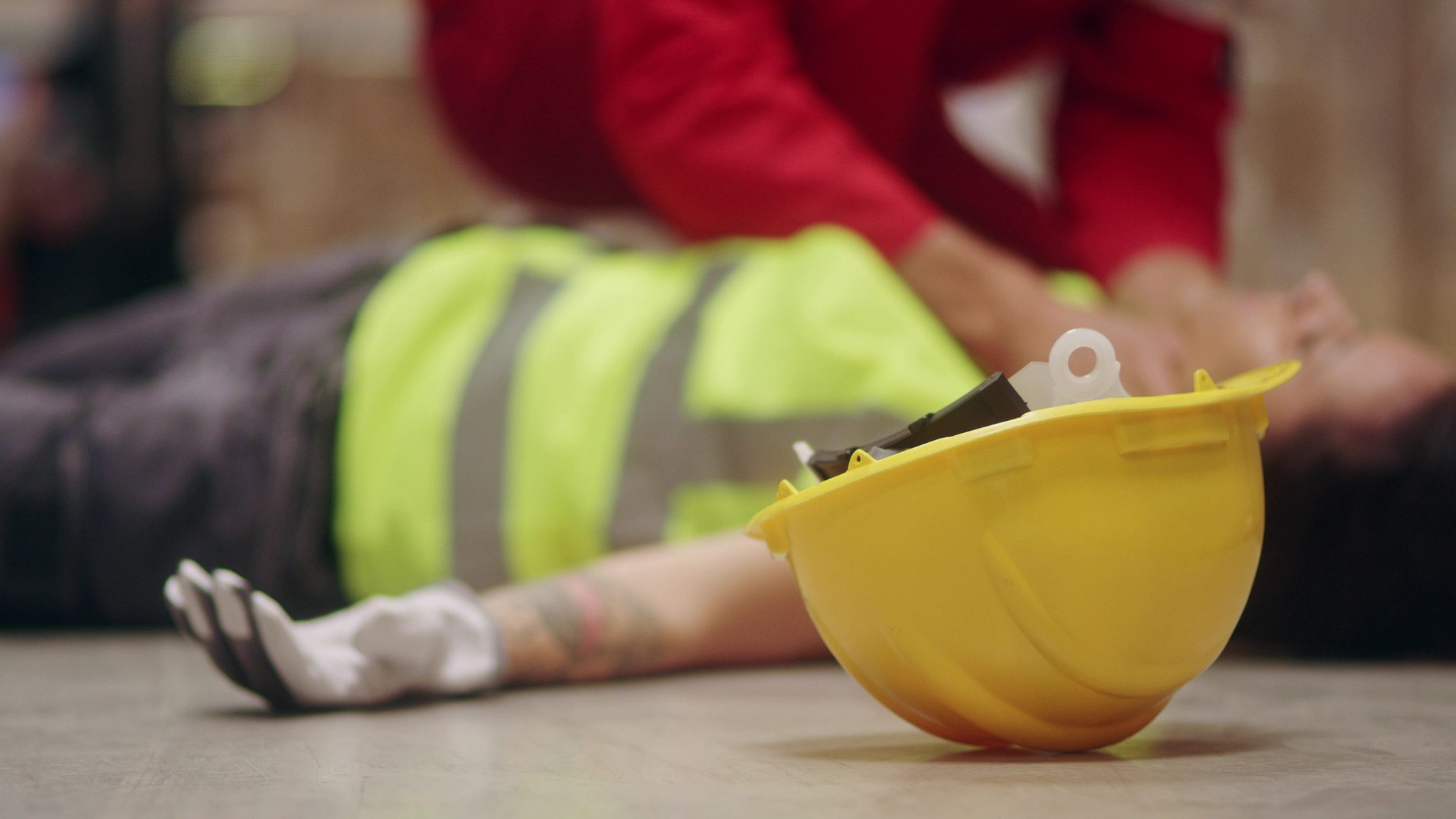 First Aid In Construction